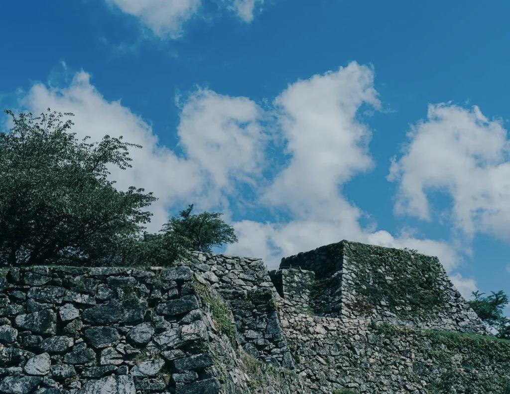Suminori Awata stonemason