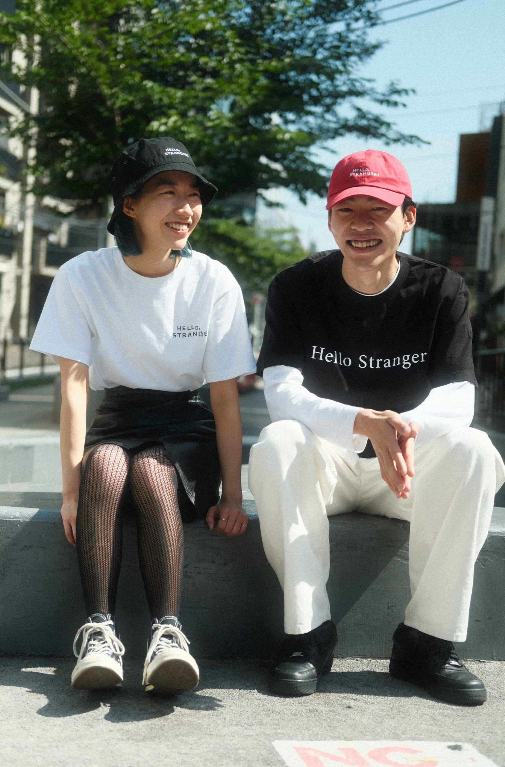 TOKION | Hello Stranger!